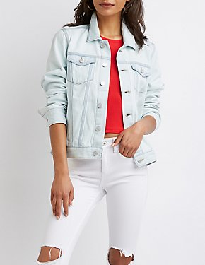 Refuge Classic Denim Jacket