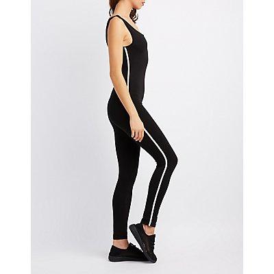 Varsity Stripe Jumpsuit
