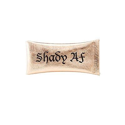 Shady AF Sunglass Case