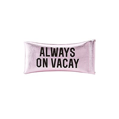 Always On Vacay Sunglass Case