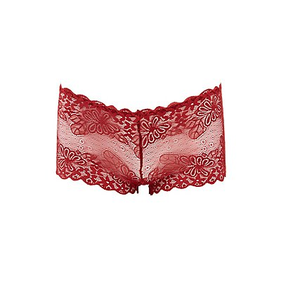 Lace Boyshort Panties