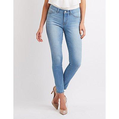 Refuge Push-Up Skinny Jeans