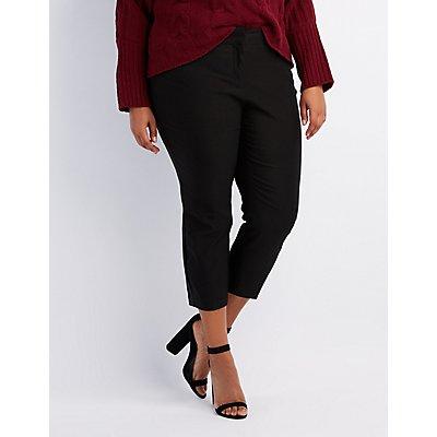 Plus Size Millennium Skinny Trousers