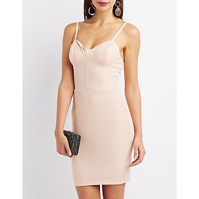 Bustier Bodycon Dress