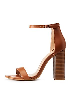 520e54cdd1a Ankle Strap Block Heel Sandals