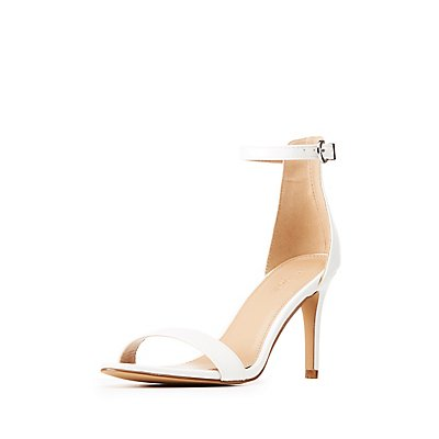 Ankle Strap Dress Sandals