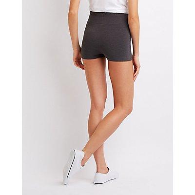 Stretchy Bike Shorts