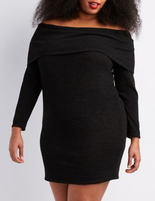 Cocktail dresses black plus size