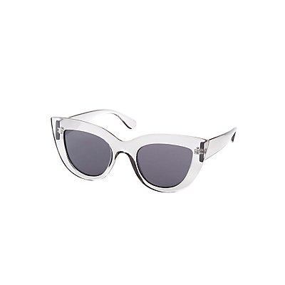 Retro Cateye Sunglasses