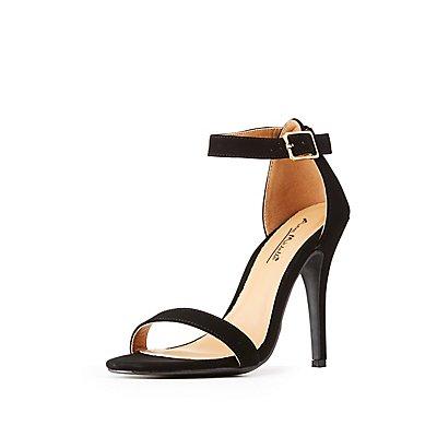 Dress Ankle Strap Sandals