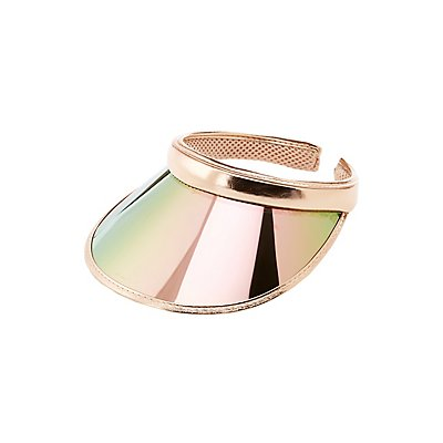 Holographic & Metallic Visor