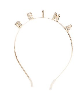 Metal Reina Headband
