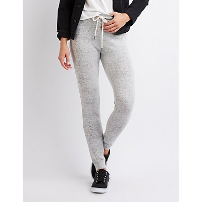 Hacci Knit Jogger Pants