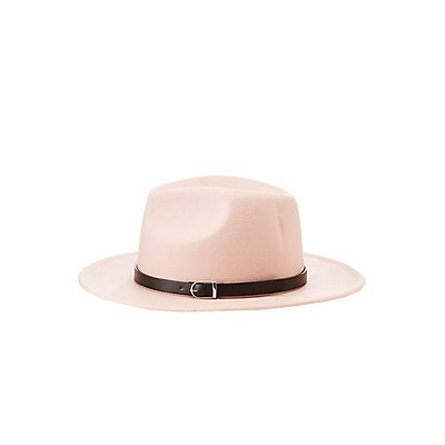 Belted Paname Hat