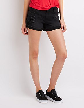 a2e9d7d81c Bottoms: Pants, Skirts & Leggings | Charlotte Russe