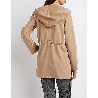 Anorak Hooded Jacket