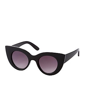 Small Cateye Sunglasses