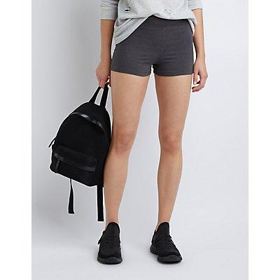 High-Rise Bike Shorts