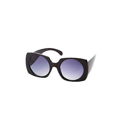 Oversized Sqaure Sunglasses
