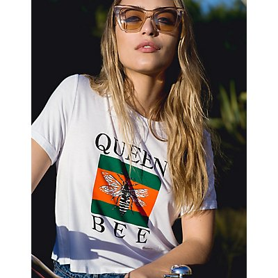 Queen Bee Graphic Tee