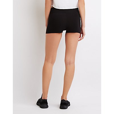 High-Rise Bike Shorts