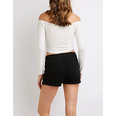 Refuge Girlfriend Shorts