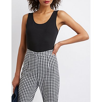 Caged Back Bodysuit at Charlotte Russe in Cypress, TX   Tuggl