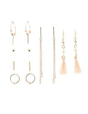 Stud & Drop Earrings