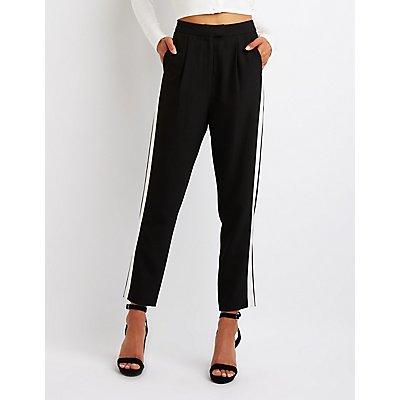 Stripe Trouser Pants