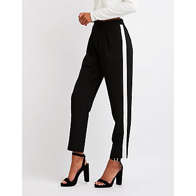Stripe Trouser Pants