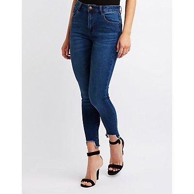 Refuge High Rise Skinny Jeans
