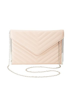 Chevron Flap Clutch