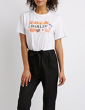 Darlin' Skimmer Graphic Tee