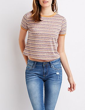 Striped Ranger Tee