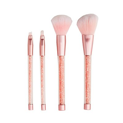 Crystal Handle Make Up Brushes