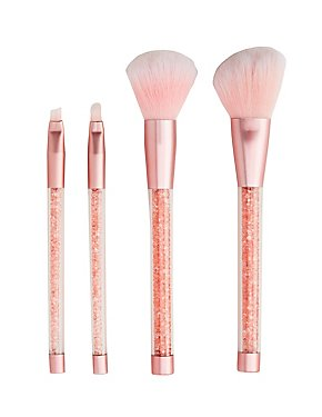 Crystal Handle Make Up Brushes