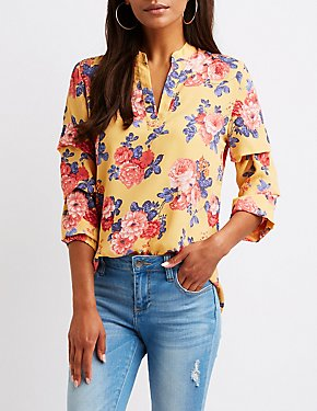 Blouses, Button-Ups & Shirts for Women