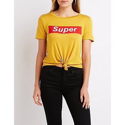 Super Crop Top