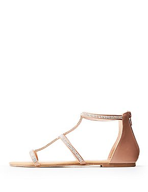 Glitter Gladiator Sandals