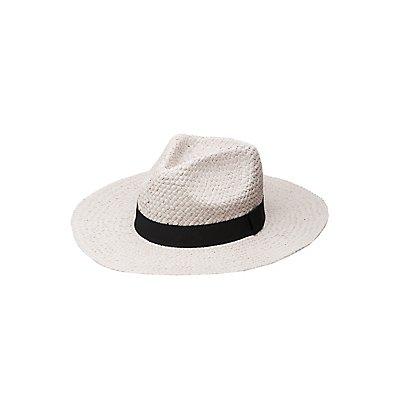 Straw Panama Hat