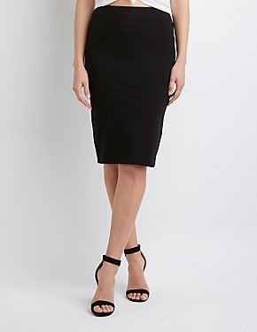 Bodycon Pencil Skirt