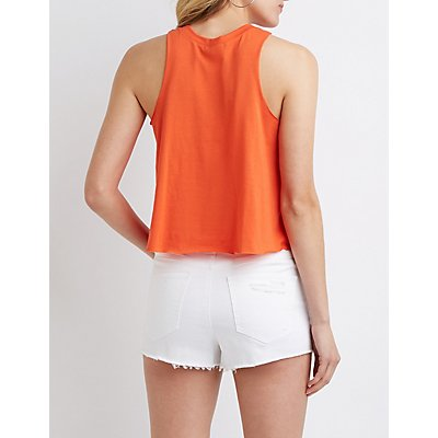 Shell Yeah Graphic Tank Top