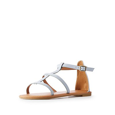 Gladiator Ankle Strap