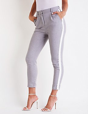 Side Stripe Trouser Pants