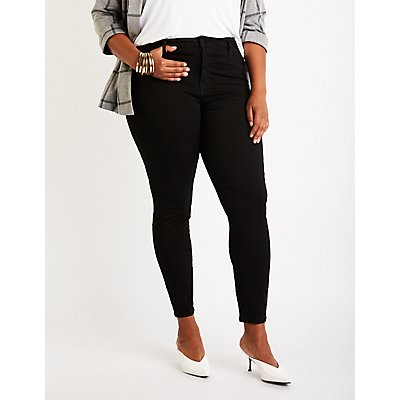 Plus Size Refuge Skintight Legging Jeans