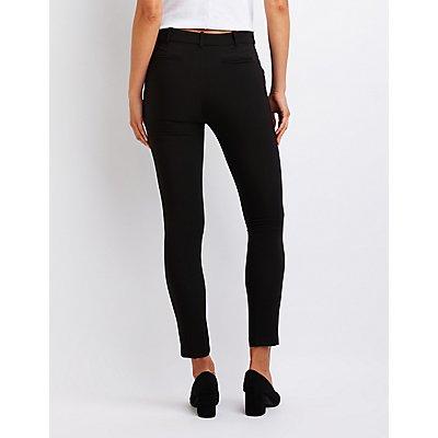 Slim Leg Trousers