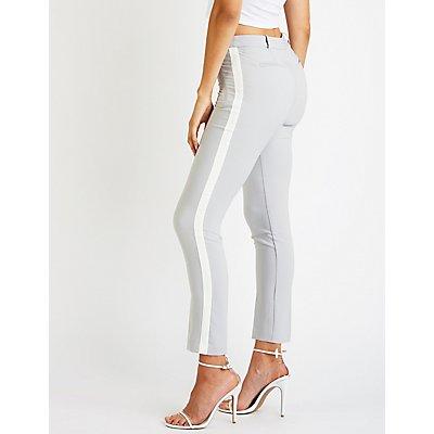 Striped Trouser Pants