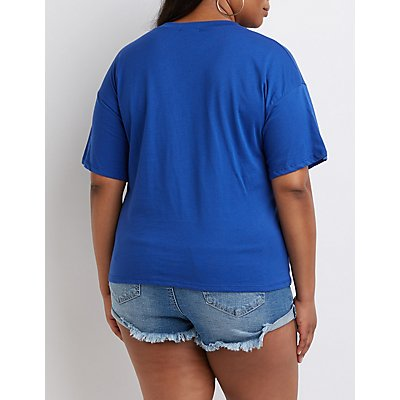 Plus Size Femme Graphic Tee