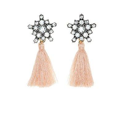 Star Tassel Earrings