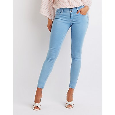 Push Up Skinny Jeans